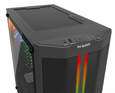 be quiet! Pure Base 500DX Black