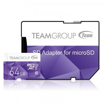 TeamGroup mircoSD XC Card 64 GB