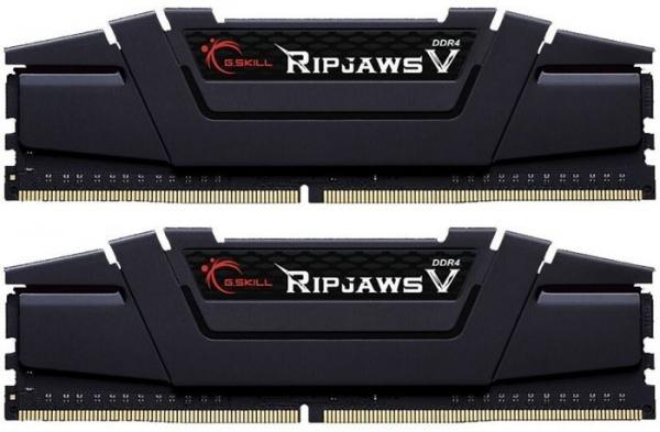 G.Skill RipJaws V 16 GB PC3200 Black