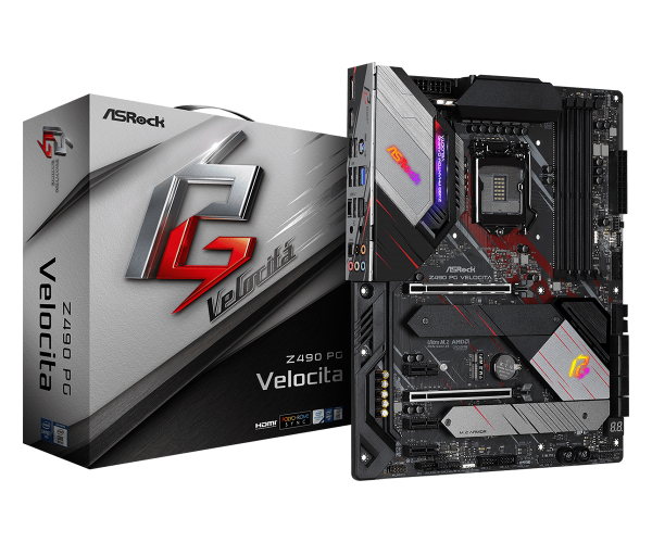 ASRock Z490 Phantom Gaming Velocita